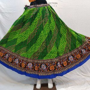 Green-Leheriya-lehenga-sethi-collection