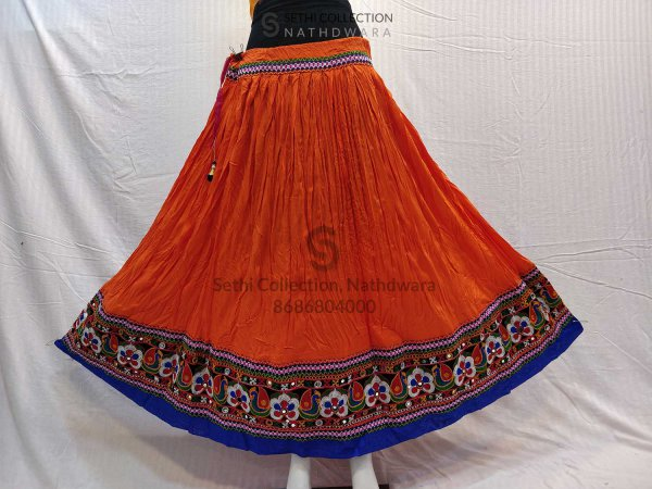Orange-Riyon-lehenga-sethi-collection