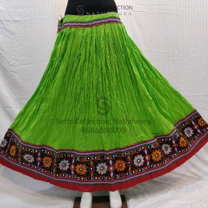Parrot-green-Riyon-lehenga-sethi-collection