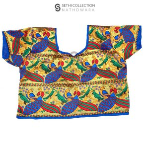 Royal-blue-Mor-Work-Designer-Blouse-sethi-collection