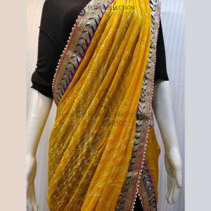 Yellow-bandhani-dupatta-gotta-patti-work-sethi-collection